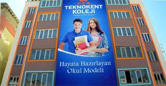 Hakkari'de Teknokent Anadolu Lisesi açıldı