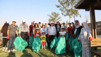 Cizre Belediyesi temizlik kampanyasının startını verdi