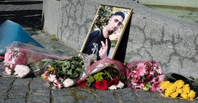 Kürt rapççıİsveç'te uğradığı saldırıda can verdi