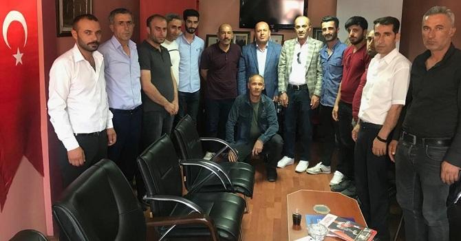 Hakkâri Güvenlik Korucuları Şehit ve Gazi Aileleri Derneği olağan Kongresi yapıldı