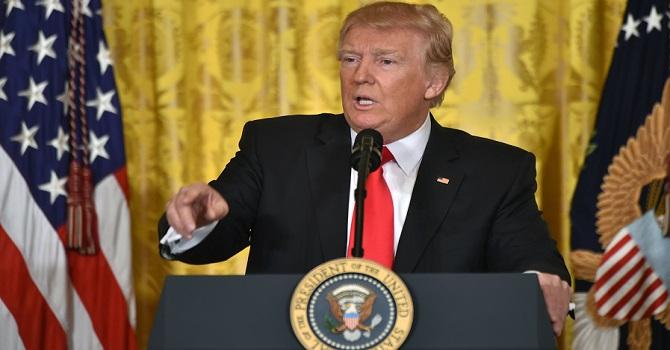 Trump: Yalancı medya benim değil, ABD halkının düşmanı