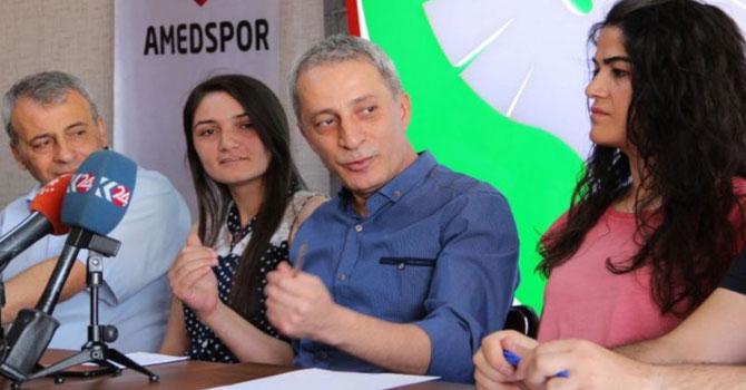 Amedspor ile Çorumspor'un dostluk mesajları