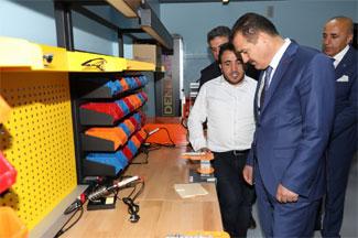 Hakkari'de DENEYAP teknoloji atölyesi açıldı!