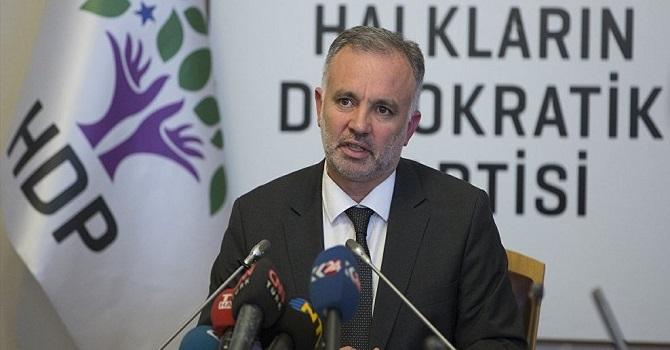 HDP'li Ayhan Bilgen'in dosyası Ankara'ya gönderildi