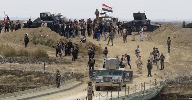 Irak ordusu Musul'un batısına operasyon başlattı
