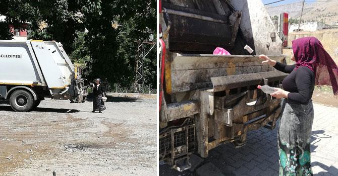 Belediye Çukurca'nın köylerindeki çöpleri toplayacak