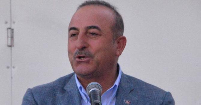 Çavuşoğlu: Fırat'ın doğusunu temizleyeceğiz