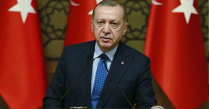 Erdoğan'dan AK Partililere bayram mesajı