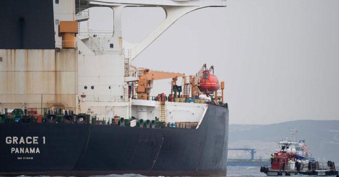 İran: 'İngiltere Grace 1 tankerini serbest bırakabilir'