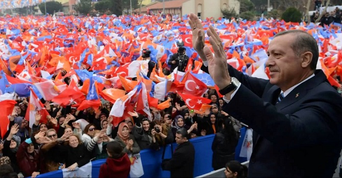 AK Parti'den referandum için '3İ' formülü