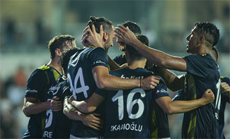 Medipol Başakşehir - Fenerbahçe: 1-2