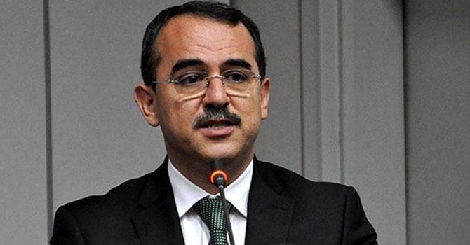 Sadullah Ergin de Ak Parti'den istifa etti
