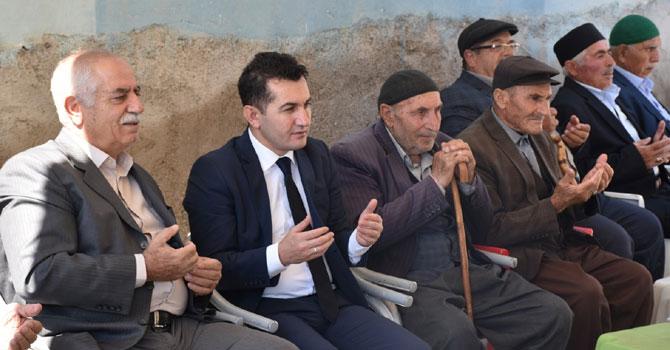 Vali Yardımcısı Duruk, Yaşar ailesinin taziyesinde