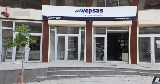VEPSAŞ Yüksekova'da Keson kuyularının elektrikleri kesti, şehir susuz kaldı