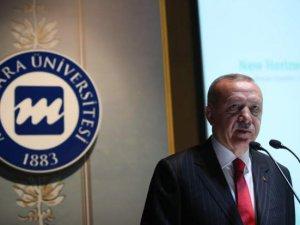 Erdoğan: İstanbul Finans Merkezi 2022'de hayata geçirilecek