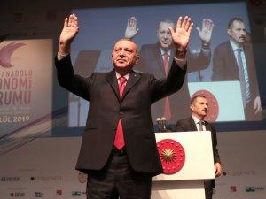 Erdoğan'dan büyükşehir belediye başkanlarına davet
