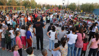 Silopi Belediyesi'nin tiyatro ve sinema günleri devam ediyor