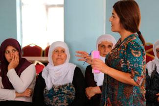 Özalp Belediyesi'nden Toplumsal cinsiyet semineri