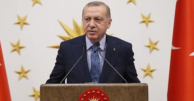 Erdoğan: Tüm belediyeler mali sıkıntıda