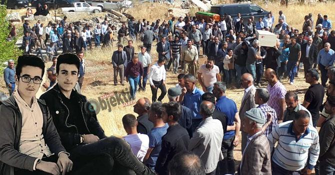 Çukurca Zap Suyu'nda boğulan iki kuzenin cenazesi toprağa verildi