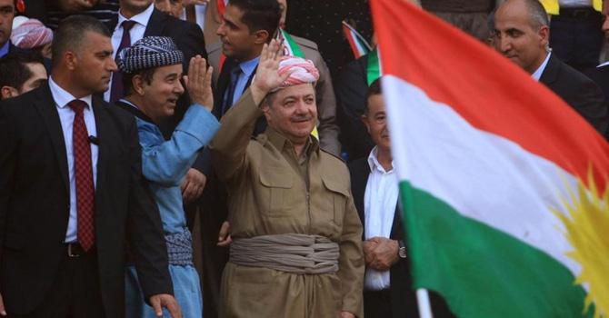 Barzani: Sayın Trump, Kürtlerin kanı, para ve silahlardan çok daha değerlidir