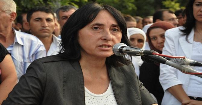 HDP Milletvekili Aydoğan'a 4 yıl 8 ay hapis cezası