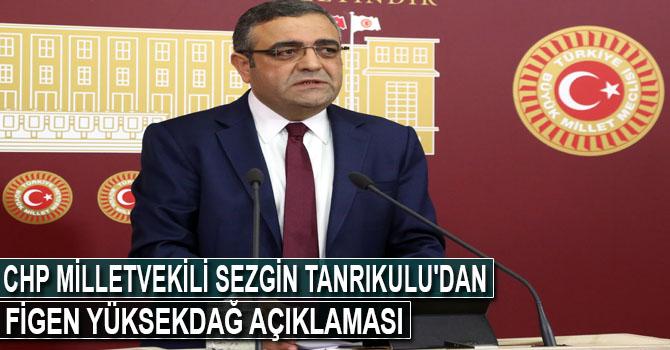 Figen Yüksekdağ'ın milletvekilliğinin düşürülmesine CHP'den açıklama