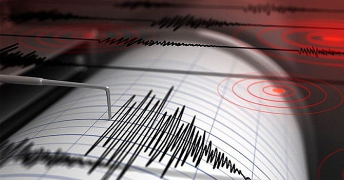 Manisa'da 5.2 şiddetinde deprem