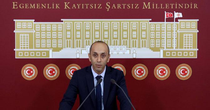 HDP'li Dede'nin Çalışan Gazeteciler Günü mesajı