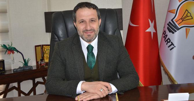 Ak Parti İl Başkanı Gür'den kapalı yol açıklaması