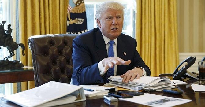 Trump: ABD'nin nükleer kapasitesinin artması gerekiyor