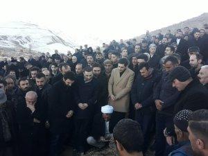 Nasır Diri'nin cenazesi İran'da toprağa verildi