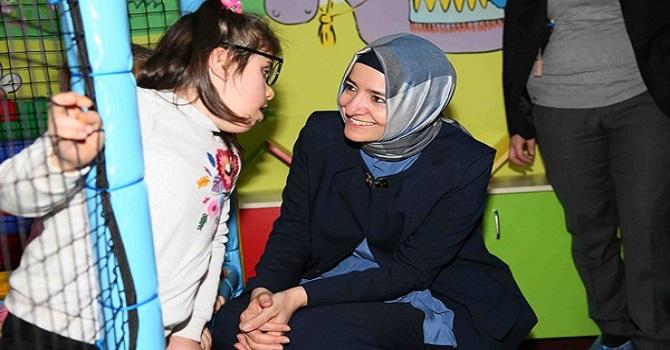 Bakan Kaya: Engelliler Sarayı, Türkiye genelinde hizmete sunulmalı