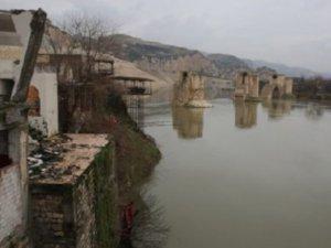 Ilısu Barajı, Hasankeyf'i boğuyor