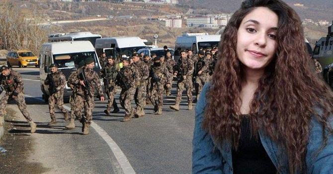 Kayıp üniversiteli Gülistan'ı arama çalışmaları genişletildi