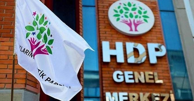 HDP'den Soylu'ya tepki İnanır'a övgü