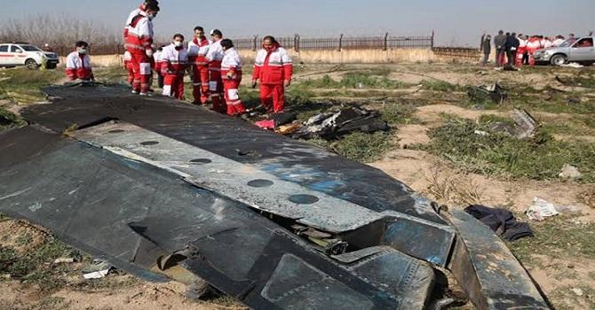İran: Uçağı düşürenler gözaltında