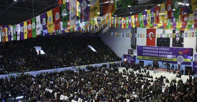 HDP'de kongre öncesi konferans