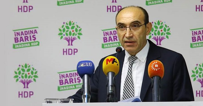 HDP Gelecek Partisi'ne meydan okudu: Hodri meydan