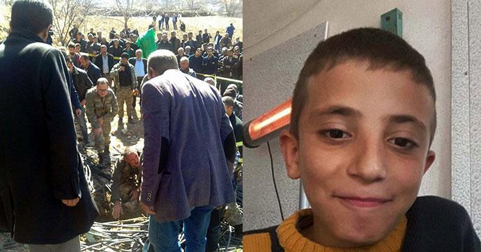 Midyat'da 4 gündür kayıp çocuğun cesedi bulundu