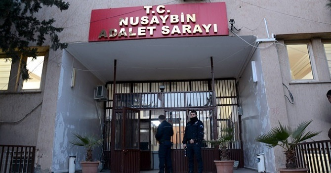 Nusaybin'de 6 kişi tutuklandı