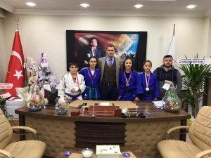Hakkari Judo takımından büyük başarı!