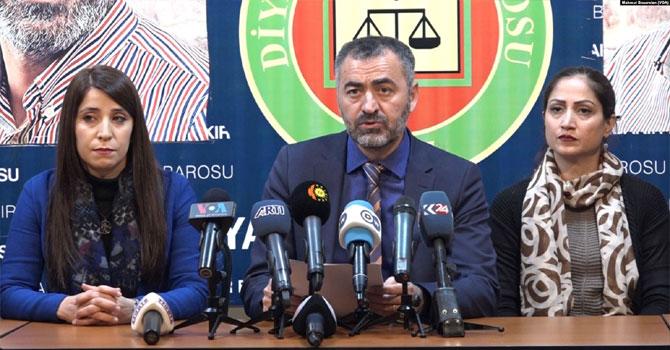 Diyarbakır Barosu'ndan Şüpheli Polisler İçin Tutuklama Talebi