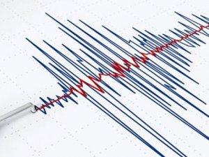Van Başkale'de 4.7 büyüklüğünde deprem