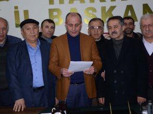 Hakkari CHP'de görev dağılımı yapıldı!