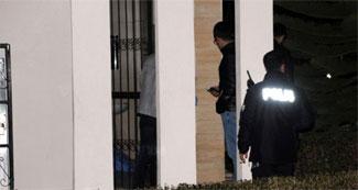 Antalya'da bir kişi, cami tuvaletinde ölü bulundu