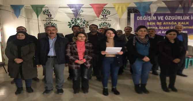 Hakkari'de Newroz programı iptal edildi