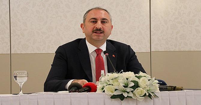 Bakan Gül'den Cezaevleri için Koronavirüs açıklaması