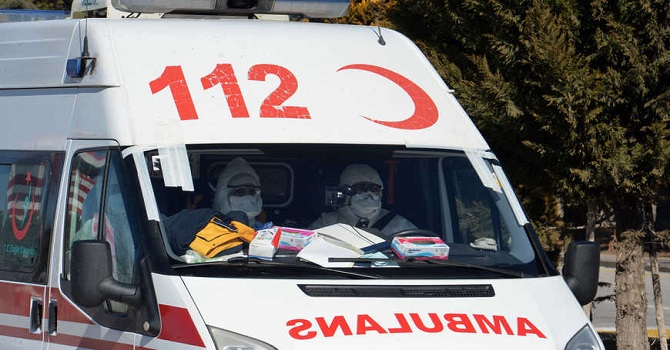 Türkiye'de can kaybı 75'e yükseldi