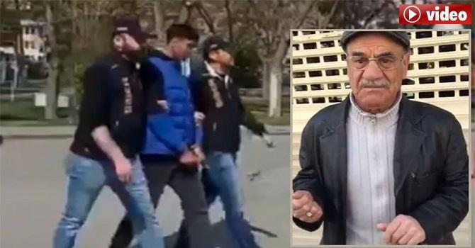 İhsan Amca'yı korkutarak video çeken gence verilen ceza belli oldu